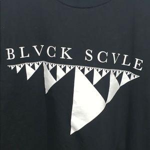 Black Scale Shirts - Black Scale Tee